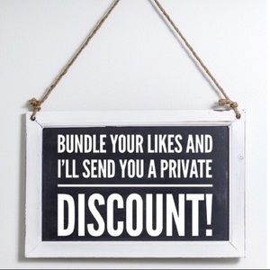 Save your $$$ ... create a bundle!